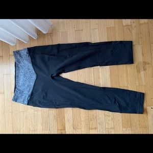Lululemon all the right places size 8